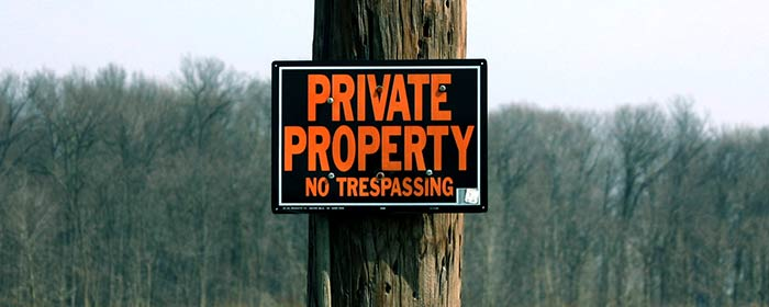 Private Property-as in Private Video